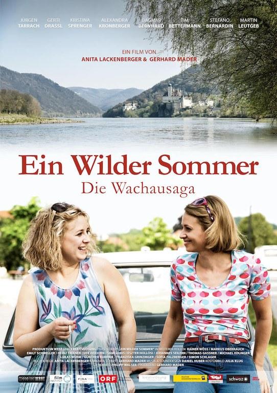 Ein wilder Sommer Plakat